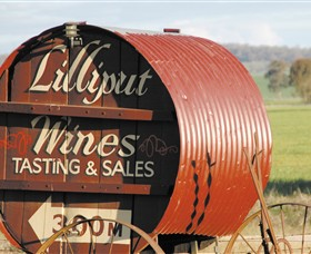 Lilliput Wines - Accommodation Ballina