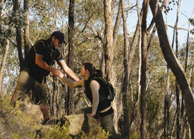 Greater Bendigo National Park - Accommodation Ballina