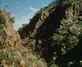 Werribee Gorge State Park - Accommodation Ballina
