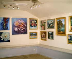 Ros McArthur Art Studio - Accommodation Ballina