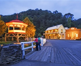 Walhalla Historic Area - Accommodation Ballina
