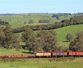 South Gippsland Tourist Railway - Accommodation Ballina
