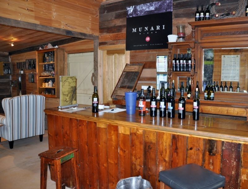 Munari Wines - Accommodation Ballina