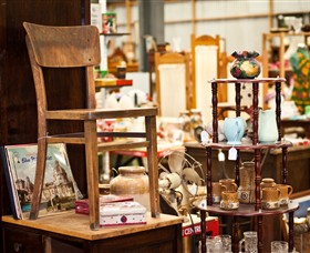 Bendigo Pottery Antiques and Collectables Centre - Accommodation Ballina