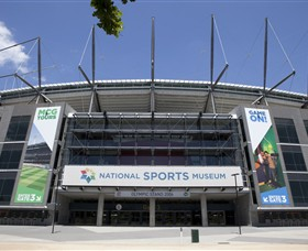 National Sports Museum at the MCG - Accommodation Ballina