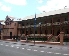 Parliament House - Accommodation Ballina