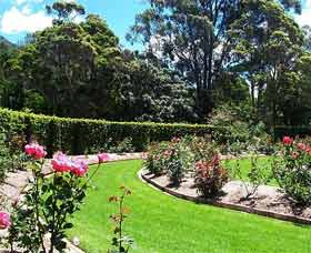 Wollongong Botanic Garden - Accommodation Ballina