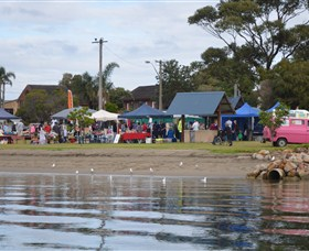 Greenwell Point Riverside Markets - Accommodation Ballina