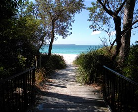 Greenfields Beach - Accommodation Ballina