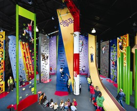 Clip 'N Climb Melbourne - Accommodation Ballina