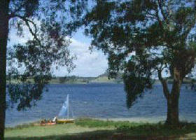 Sugarloaf Reservoir Park - Accommodation Ballina