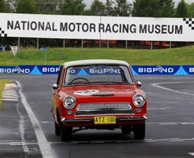National Motor Racing Museum - Accommodation Ballina
