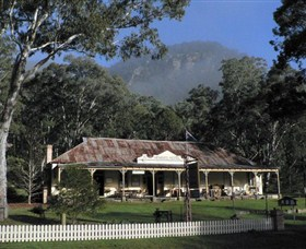 Newnes Kiosk - Accommodation Ballina