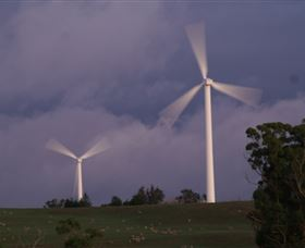 Crookwell Wind Farm - Accommodation Ballina
