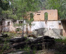 Newnes Shale Oil Ruins - Accommodation Ballina