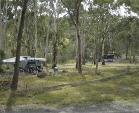 Wooldridge Recreation and Fossicking Reserve - Accommodation Ballina