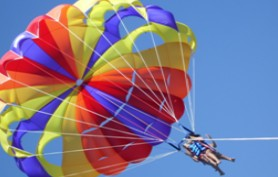 Port Stephens Parasailing - Accommodation Ballina