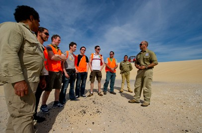 Aboriginal Tours and Sand Dune Adventures