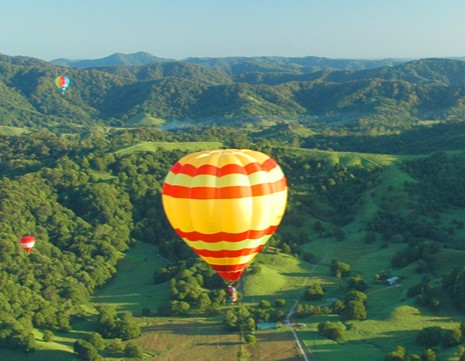 Byron Bay Ballooning - Accommodation Ballina