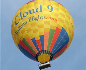 Cloud 9 Balloon Flights - Accommodation Ballina