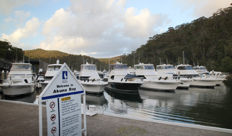 d'Albora Marinas at Akuna Bay - Accommodation Ballina