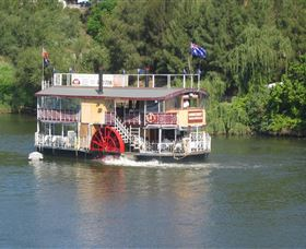 Hawkesbury Paddlewheeler - Accommodation Ballina