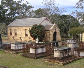 Ebenezer Church - Accommodation Ballina