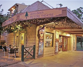Avoca Beach Picture Theatre - Accommodation Ballina