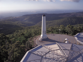 Mount Lofty Summit - Accommodation Ballina