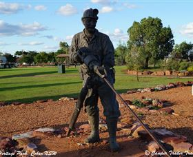 Cobar Miners Heritage Park - Accommodation Ballina