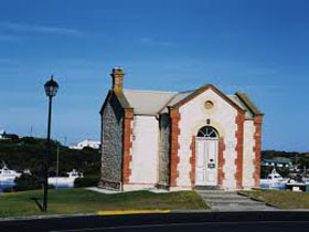 Royal Circus and Customs House in Robe - Accommodation Ballina