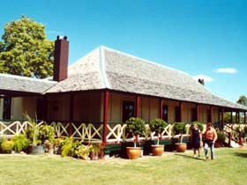 Capella Pioneer Village - Accommodation Ballina