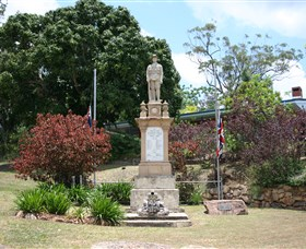 Herberton War Memorial - Accommodation Ballina