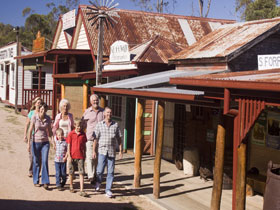 Historic Village Herberton - Accommodation Ballina