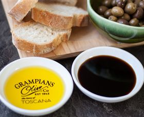 Grampians Olive Co. Toscana Olives
