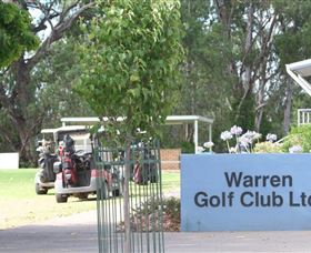 Warren Golf Club - Accommodation Ballina