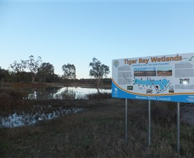 Tiger Bay Wetlands - Accommodation Ballina