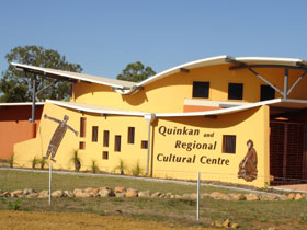 The Quinkan and Regional Cultural Centre - Accommodation Ballina