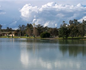 Gum Bend Lake - Accommodation Ballina