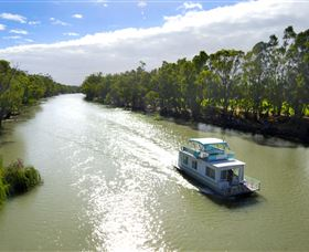 Edward River - Accommodation Ballina