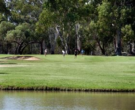 Deniliquin Golf Club - Accommodation Ballina