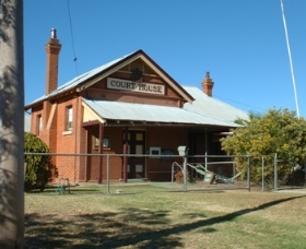 Whitton Courthouse and Historical Museum - Accommodation Ballina