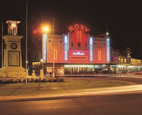 Roxy Theatre Leeton - Accommodation Ballina