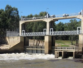 Yanco Weir - Accommodation Ballina