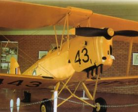 Tiger Moth Memorial - Accommodation Ballina