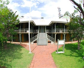 Moree Lands Office Historical Building - Accommodation Ballina