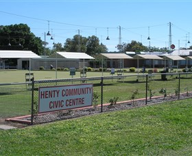 Henty Community Club