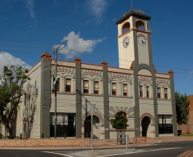 Gunnedah Cultural Precinct - Accommodation Ballina