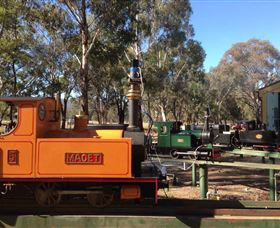 Mudgee Miniature Railway - Accommodation Ballina