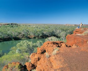Fortescue River - Accommodation Ballina